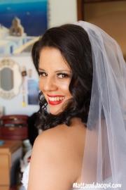 Smiling bride =)