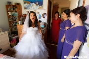 pre-wedding laughter!
