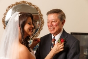 Bride and Father of the Bride =)
