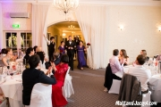 Entrance of the bridal party =)