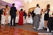 Bride and groom enter! <3 <3