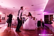 Realised that swing dancing IS possible in a big wedding dress!
