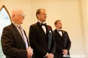 Pastor Craig, Matt and Kevin waiting