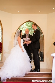 Matt gives Jacqui her ring