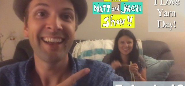 The Matt and Jacqui Show! 016